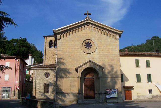 Chiesa Parrocchiale – Vetto d'Enza (RE)