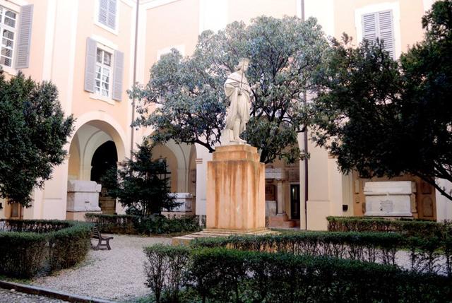 Chiostro del Palazzo dei Musei (MO)
