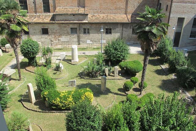 Lapidario Romano del Museo – (RN)