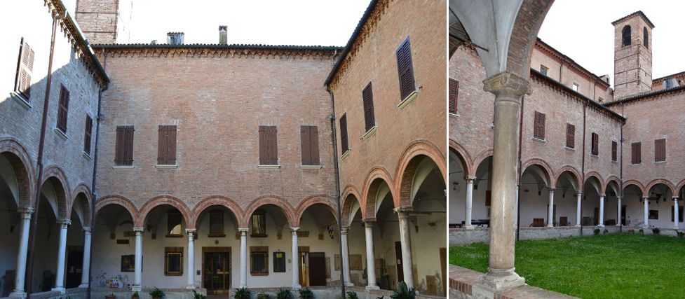 Chiostro di Santa Maria in Vado – Ferrara (FE)