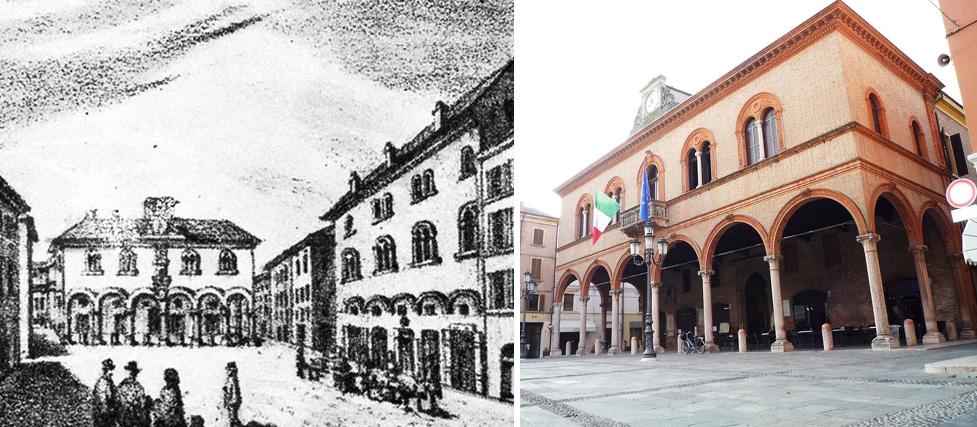 Palazzo Paltrinieri – Mirandola (MO)