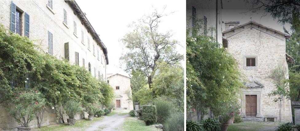Palazzo sarignana Neviano degli Arduini