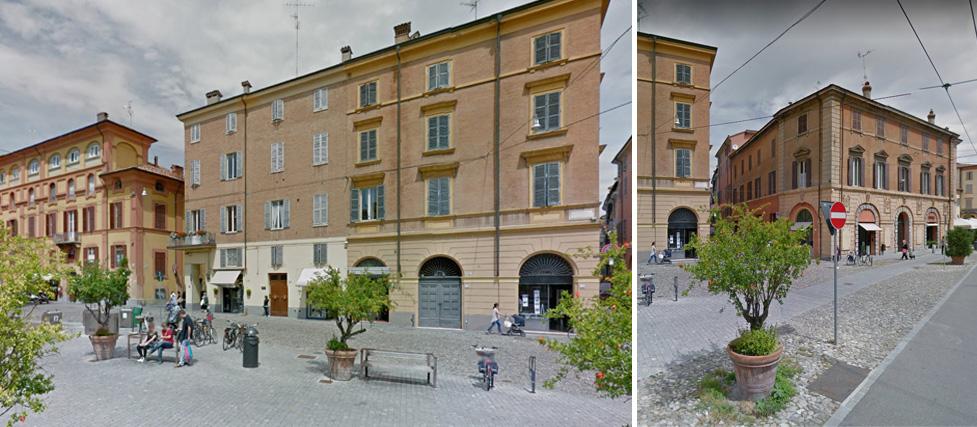 Piazzetta San Francesco, Modena (MO)