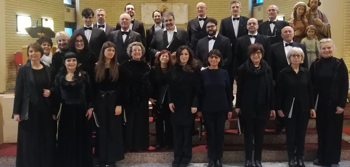 Coro filarmonico le voci liriche