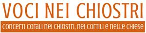Voci nei Chiostri Logo